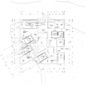 Bamboo Courtyard Teahouse / Harmony World Consulting & Design Floor Plan