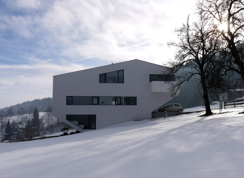 House N / Archinauten Dworschak + Mhlbachler ZT Gmbh