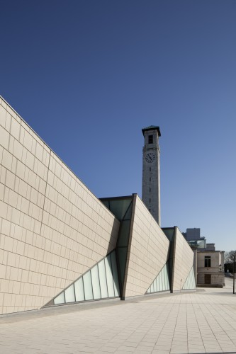 Sea City Museum / Wilkinson Eyre Architects  Luke Hayes