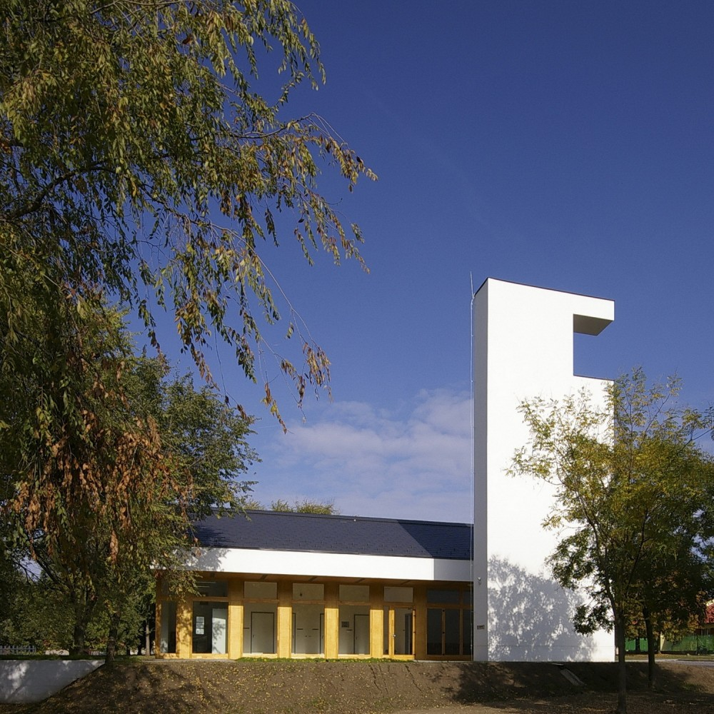Congregation House / SAGRA Architects