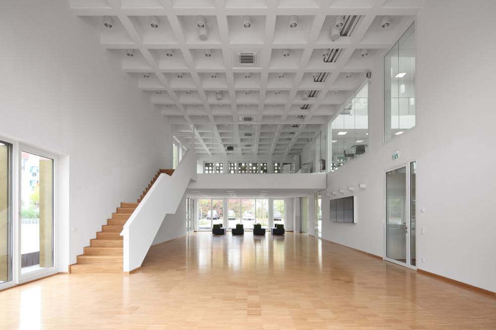 Fraunhofer-Institute TZA / JSWD Architekten