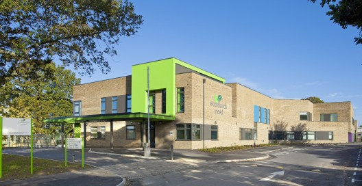 Mid-Sussex Special School / Re-Format  Richard Warburton