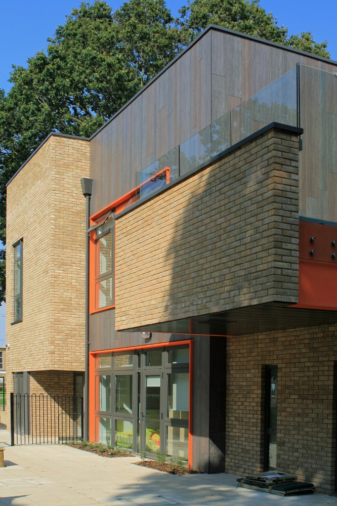 Mid-Sussex Special School / Re-Format