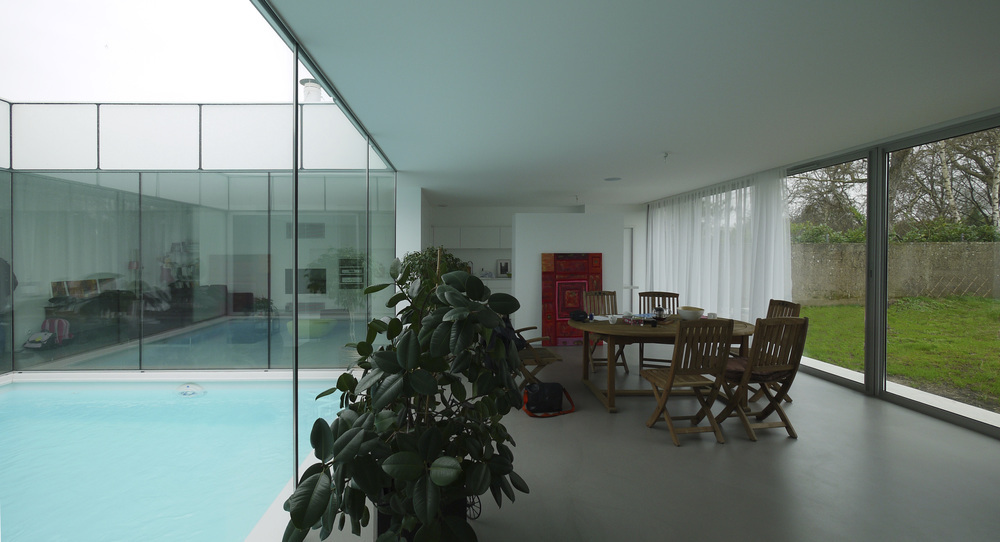 (((DB))) HOUSE / Avignon-Clouet Architectes