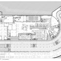 Sede Central Banc Sabadell / Bach Arquitectes First Floor Plan