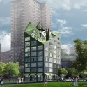 adAPT NYC Competition Announces Micro Apartment Winner and Finalists adAPT NYC Finalist Max / Properties & Bronx Pro Group LLC, HWKN, and James McCullar Architects; Images via CURBED