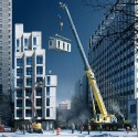 adAPT NYC Competition Announces Micro Apartment Winner and Finalists adAPT NYC Winner / Monadnock Development LLC, Actors Fund Housing Development Corporation, and nARCHITECTS; Images via CURBED