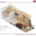 adAPT NYC Competition Announces Micro Apartment Winner and Finalists adAPT NYC Finalist CO /Jonathan Rose Companies, Curtis + Ginsberg, Grimshaw, Scape, and Life Edited; Images via CURBED