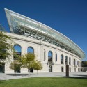 OLIN Leads Master Planning for UC Berkeley's California Memorial Stadium UC Berkeley's Memorial Stadium, Athletic Center and Plaza; Photograph © Tim Grifftih