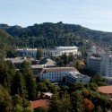 OLIN Leads Master Planning for UC Berkeley's California Memorial Stadium UC Berkeley's Memorial Stadium, Athletic Center and Plaza; Photograph © Meg Martin