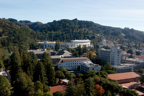 OLIN Leads Master Planning for UC Berkeley's California ...