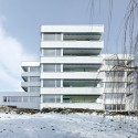 Housing in Nyon / Charles Pictet Architecte © Thomas Jantscher