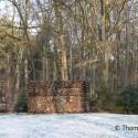 Tree-Trunk Garden House / Piet Hein Eek © Thomas Mayer