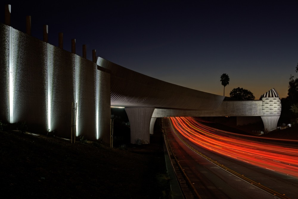 The Gold Line Bridge / Rivka Night + Andrew Leicester