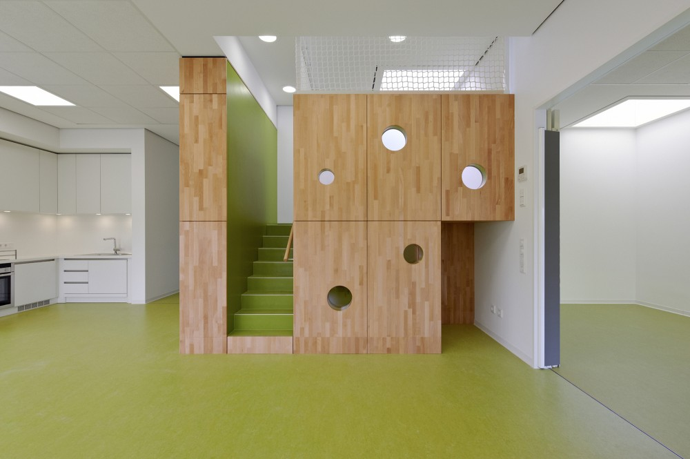 Day Care ThyssenKrupp Quarter Essen / JSWD Architekten + Chaix & Morel et Associés