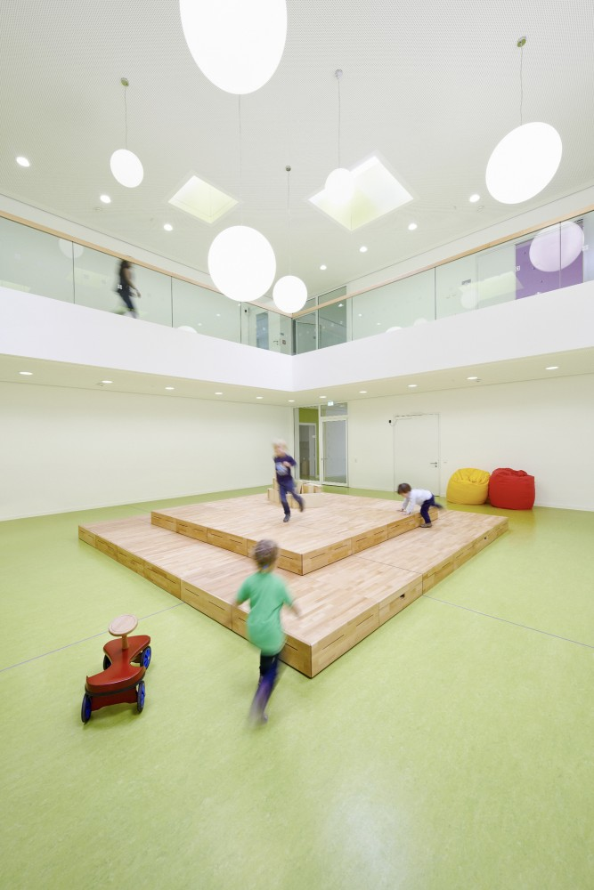 Day Care ThyssenKrupp Quarter Essen / JSWD Architekten + Chaix &#038; Morel et Associs