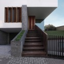 Hanging Home / Chris Briffa Architects © David Pisani