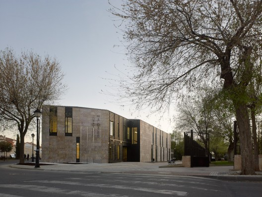 Almagros Courthouse / Estudio MMASA  Hector Santos-Dez