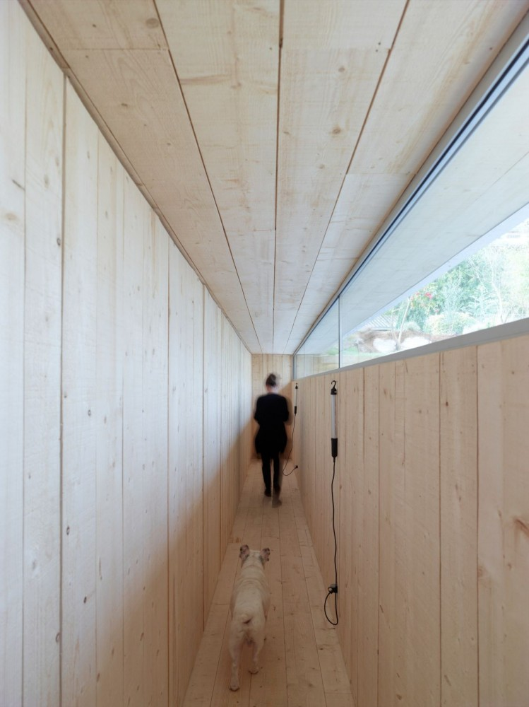 Down Up House / Avignon-Clouet Architectes