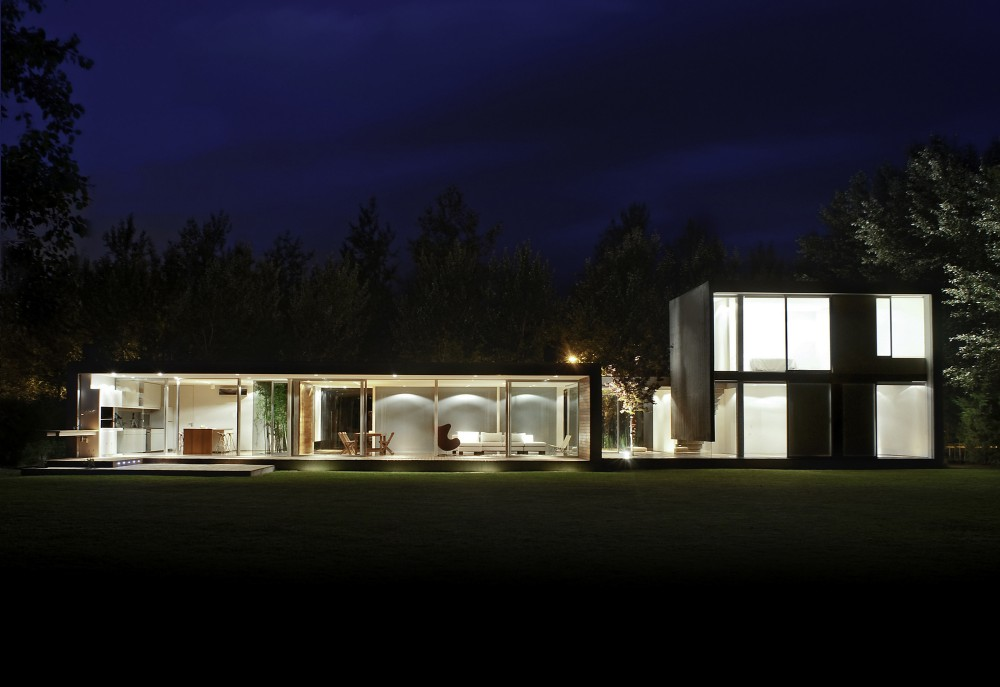 House M / Fritz + Fritz Arquitectos & Analia Messina