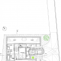House in Shimoda-Chou / EANA First Floor Plan