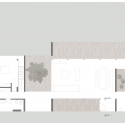 Casa M / Fritz + Fritz Arquitectos Ground Floor Plan