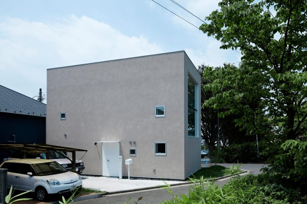 House in Hiyoshi / EANA
