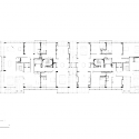 Faena Aleph Residences / Foster + Partners Level 07 Floor Plan