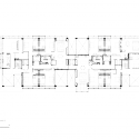 Faena Aleph Residences / Foster + Partners Level 08 Floor Plan