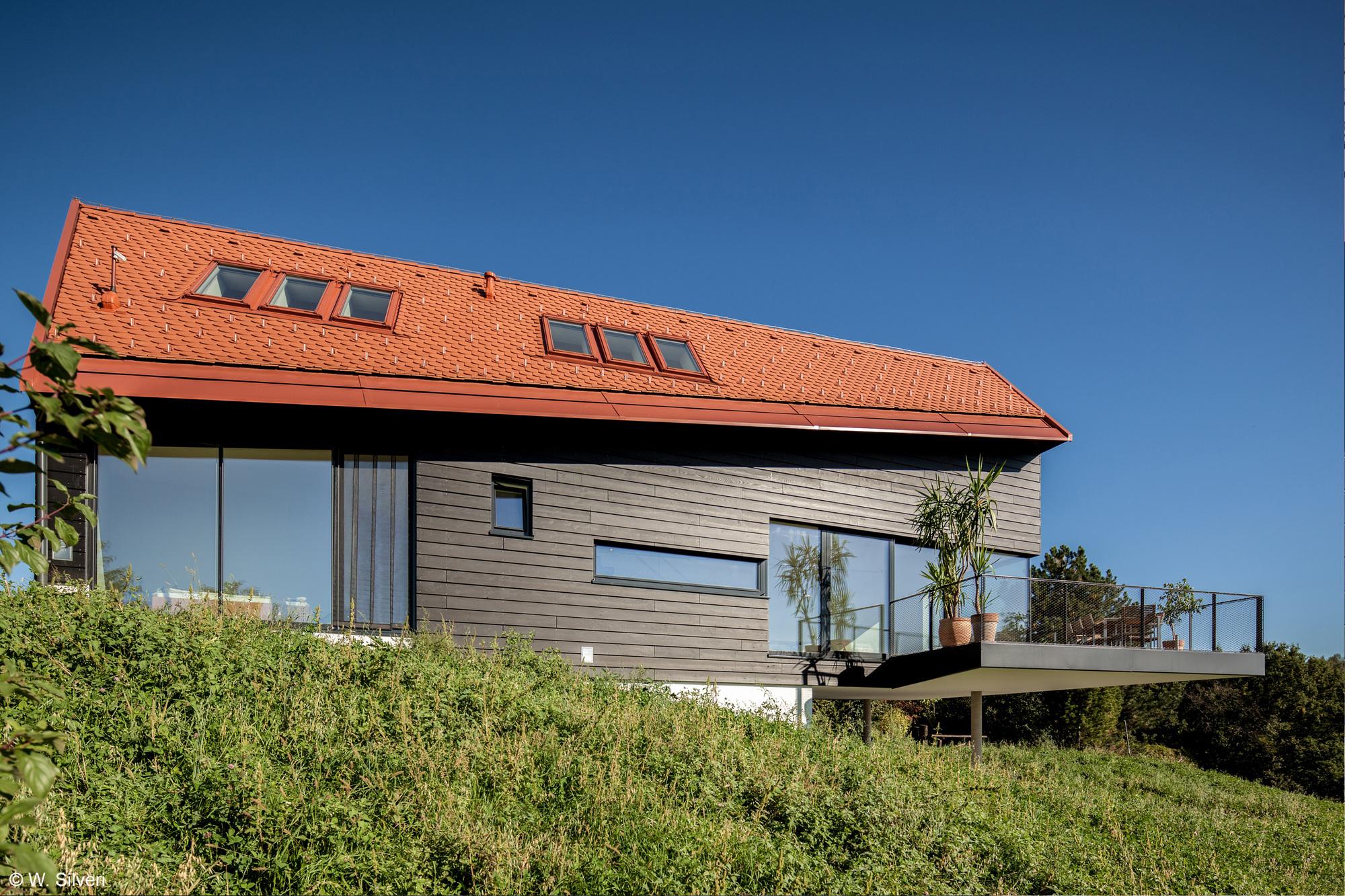 architecture photography haus am steinberg hog architektur 325865. Black Bedroom Furniture Sets. Home Design Ideas