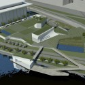 Steven Holl Architects to design Kennedy Center Expansion Courtesy of Steven Holl Architects