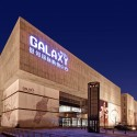 Galaxay Mall / tvsdesign Courtesy of tvsdesign