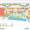 Galaxay Mall / tvsdesign Plan