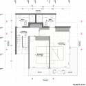 Casa Chipicas / Alejandro Snchez Garca Arquitectos First Floor Plan