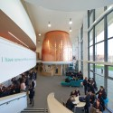 All Saints Academy / Nicholas Hare Architects  Hufton &amp; Crow