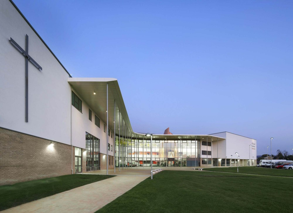 All Saints' Academy / Nicholas Hare Architects