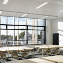 Holland Park School / Aedas Courtesy of Aedas