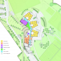 All Saints Academy / Nicholas Hare Architects Site Plan