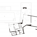 Bluff House / Robert Young Lower Floor Plan