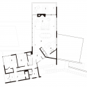 Bluff House / Robert Young Upper Floor Plan