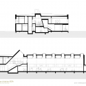 Sprach und Bewegungszentrum / eins:eins architekten Sections