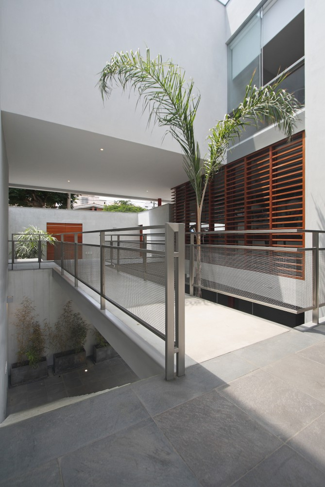 Street House / Seinfeld Arquitectos