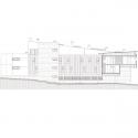 Edificio de 37 Viviendas y un Centro de Atención Primaria en Les Preses / LEP Arquitectura + XCM Arquitectura Section