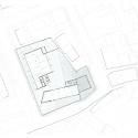 Edificio de 37 Viviendas y un Centro de Atención Primaria en Les Preses / LEP Arquitectura + XCM Arquitectura Location