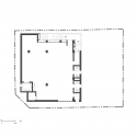 The Bricks / Doojin Hwang Architects 3rd Floor Plan