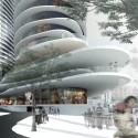 'Arte s' Residential Tower Proposal (15) Courtesy of Spark Architects