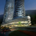 'Arte s' Residential Tower Proposal (3) Courtesy of Spark Architects
