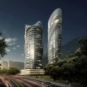 'Arte s' Residential Tower Proposal (4) Courtesy of Spark Architects