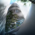 'Arte s' Residential Tower Proposal (6) Courtesy of Spark Architects
