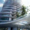 'Arte s' Residential Tower Proposal (5) Courtesy of Spark Architects